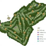 Abbeydale Golf Club - Course Layout