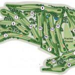 Abergele Golf Club - Course Layout