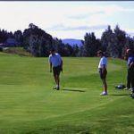 Abernethy Golf Club - 1st & 10th
