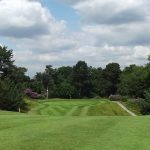 Addington Golf Club - 16th
